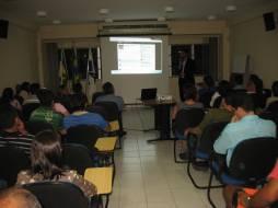 Palestras em Redes Sociais CRA 3